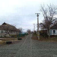 Перехрестя у с.Інгулець, 2012, Ингулец