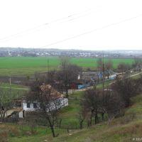Село Інгулець, крайня вулиця, 2012, Ингулец
