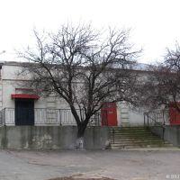 Будівля однієї з колишніх сінагог єврейської колонії Інгулець, 2012, Ингулец
