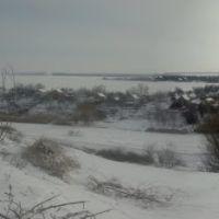 с.Новониколаевка р.Мокрая Сура, Калинино