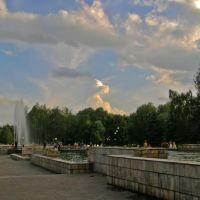 Каскад фонтана, Кривой Рог