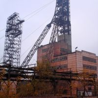 Копер шахты «В-4», 2008, Кривой Рог