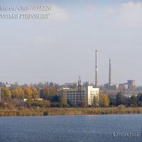 Дзержинське водосховище. Фото 2009 р., Кривой Рог