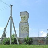 Памятник погибшим воинам в Великой Отечественной войне 1941-1945 гг., Кринички