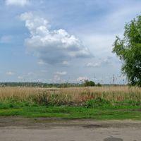 Вид на Блукву, Кринички