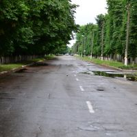 to Dnipropetrovsk, Магдалиновка