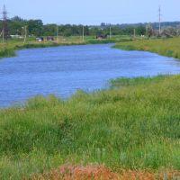 Река Томаковка, Марганец