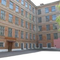 Opposite Side View School #2, Марганец