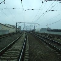 локомотивное депо, Межевая