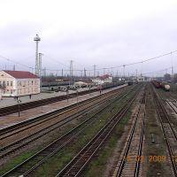 Вид с моста, Межевая