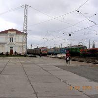 Ст.Пятихатки, Межевая