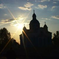 Церковь, Межевая