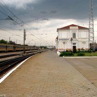 Северная сторона вокзала ст. Пятихатки, Межевая