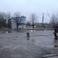 Автовокзал, Межевая