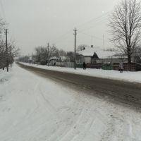 ул. Первомайская, восточное направление, Межевая