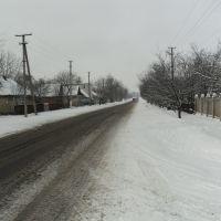 ул. Первомайская, западное направление, Межевая