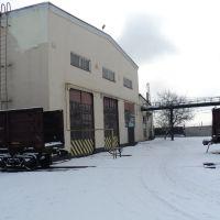 депо Пятихатки, Межевая