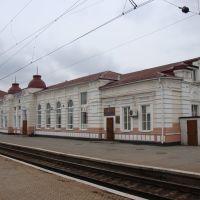 Станція Пятихатки, 2009 р., Межевая
