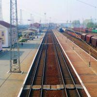 ж/д станция Пятихатки, Межевая