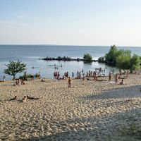 IM-Nikopol Send Beach, Никополь