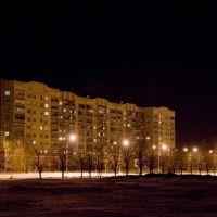 Ночь на ул.Первомайской, Никополь