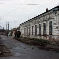 In the Old District of the city, Никополь