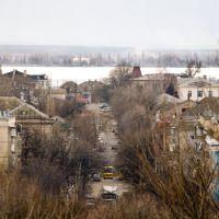Никитинская в марте, Никополь