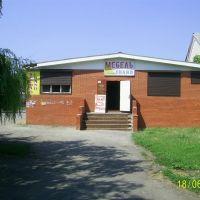Секонд хенд  Бывшая столовая Сельхозтехники, Новомосковск