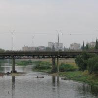 Автомобильный мост(фотка 2009 года), Павлоград
