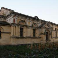 Храм на территории воинской части, Павлоград