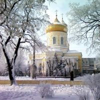 Церковь Голубицкого 31.12.08 г, Павлоград