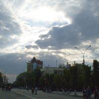 Небеса над Павлоградом, Павлоград