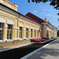 Railway station Pavlohrad 1 (4), Павлоград