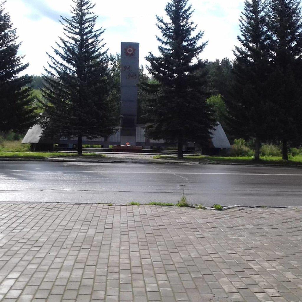 Вечный огонь, Лениногорск