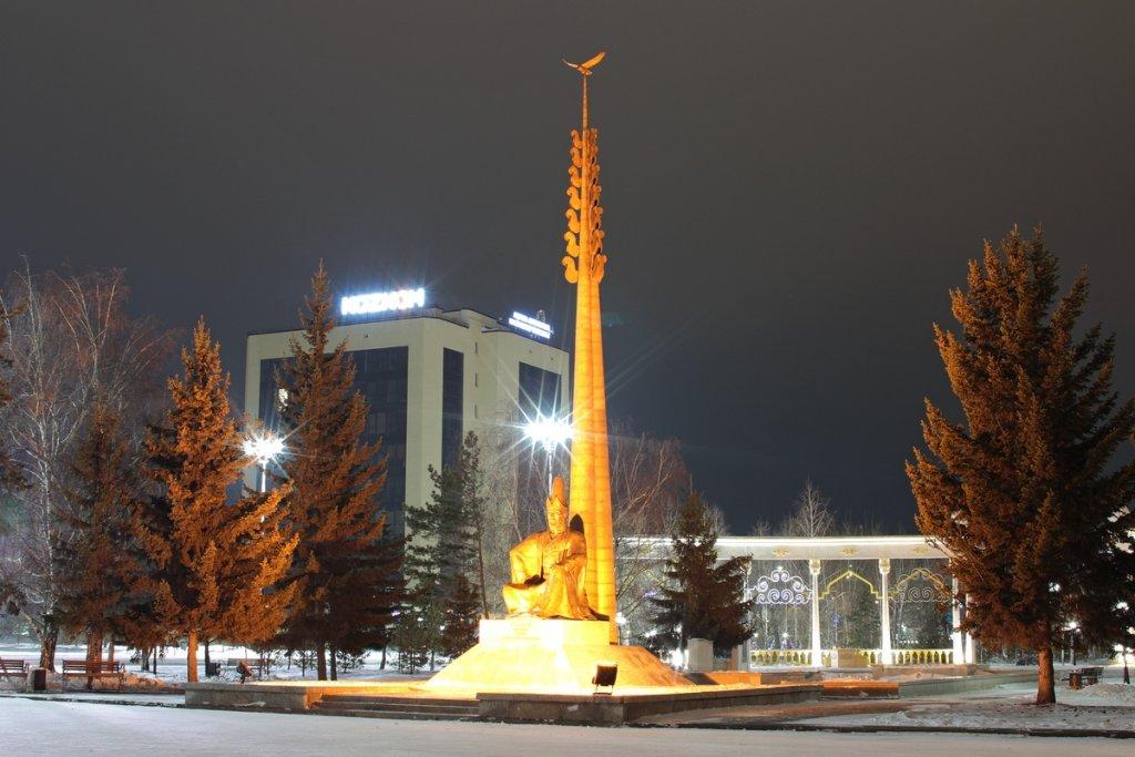 10*, Кокшетау