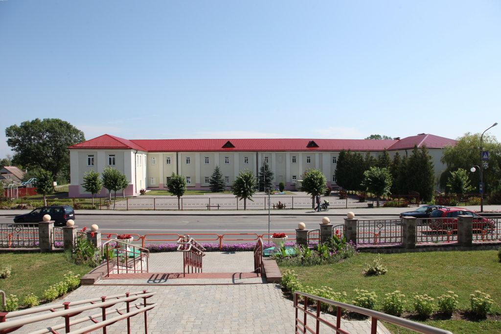 Школа №1, Слоним