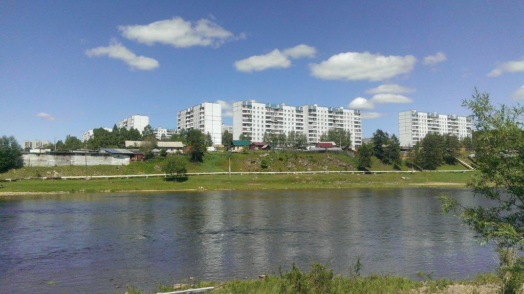 Мой город июль 2016 год, Тында