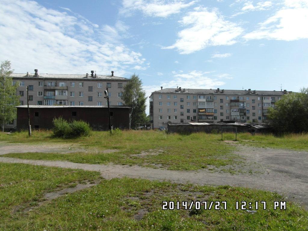 Снова двор, Вельск