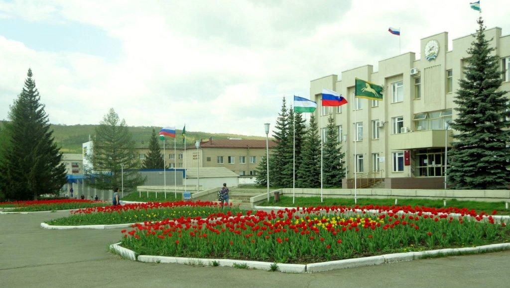 Здание администрации, Учалы