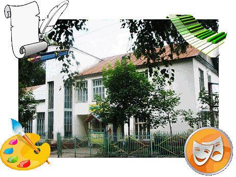 Дом детского творчества, Омутнинск