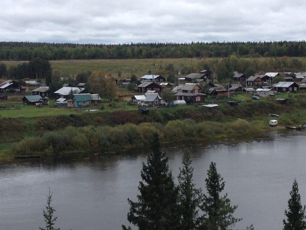 Деревня Аким, Сосногорск