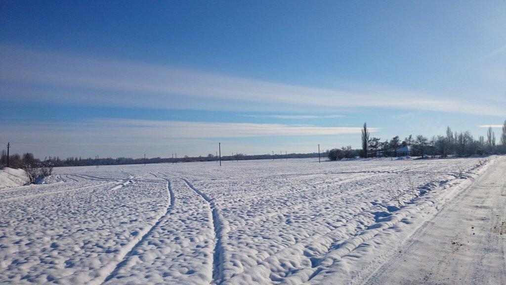 Дорога на Родниковский лес, Курганинск