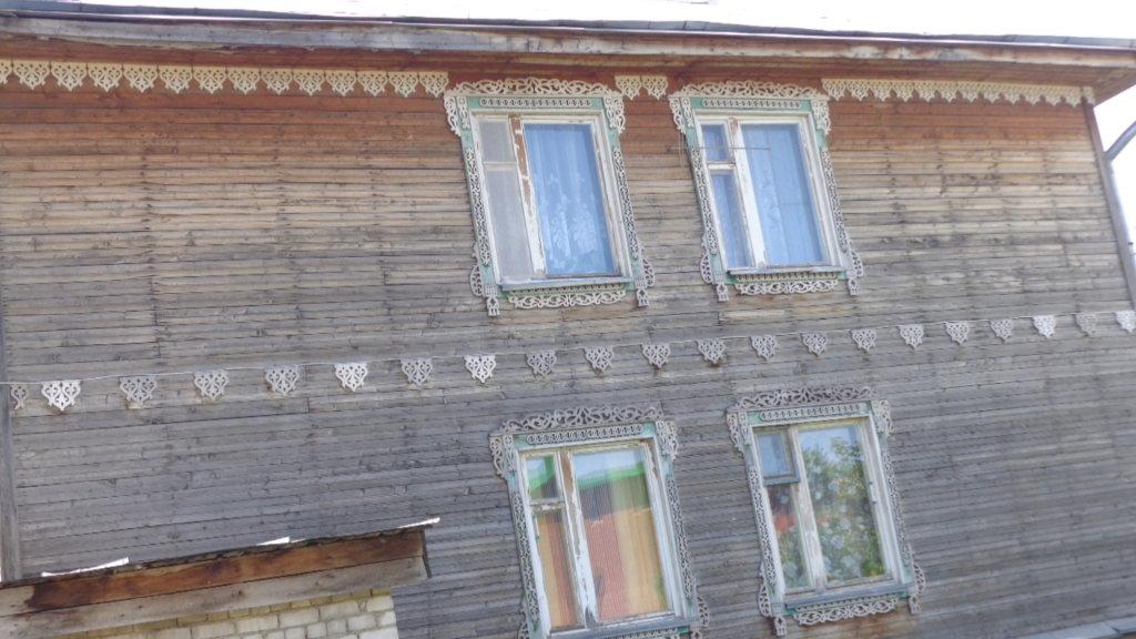 город контрастов, Йошкар-Ола