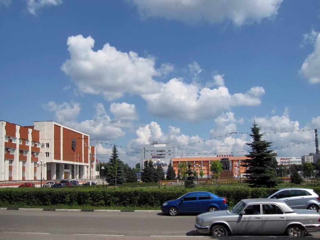 Октябрьская пл., Орехово-Зуево