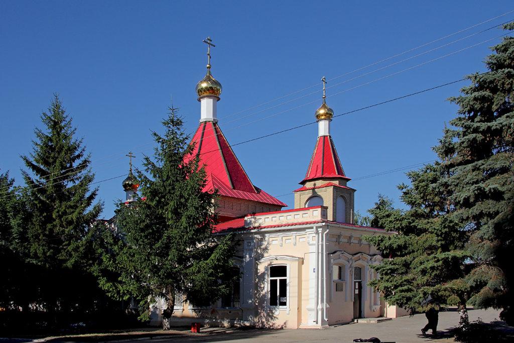 Архангельский храм, Аткарск