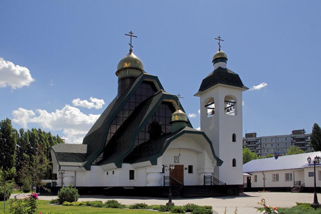 Храм в честь Рождества Христова, Балаково