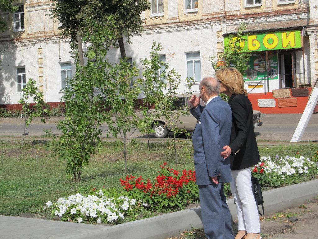 Улица 50 лет Победы город Кирсанов, Кирсанов