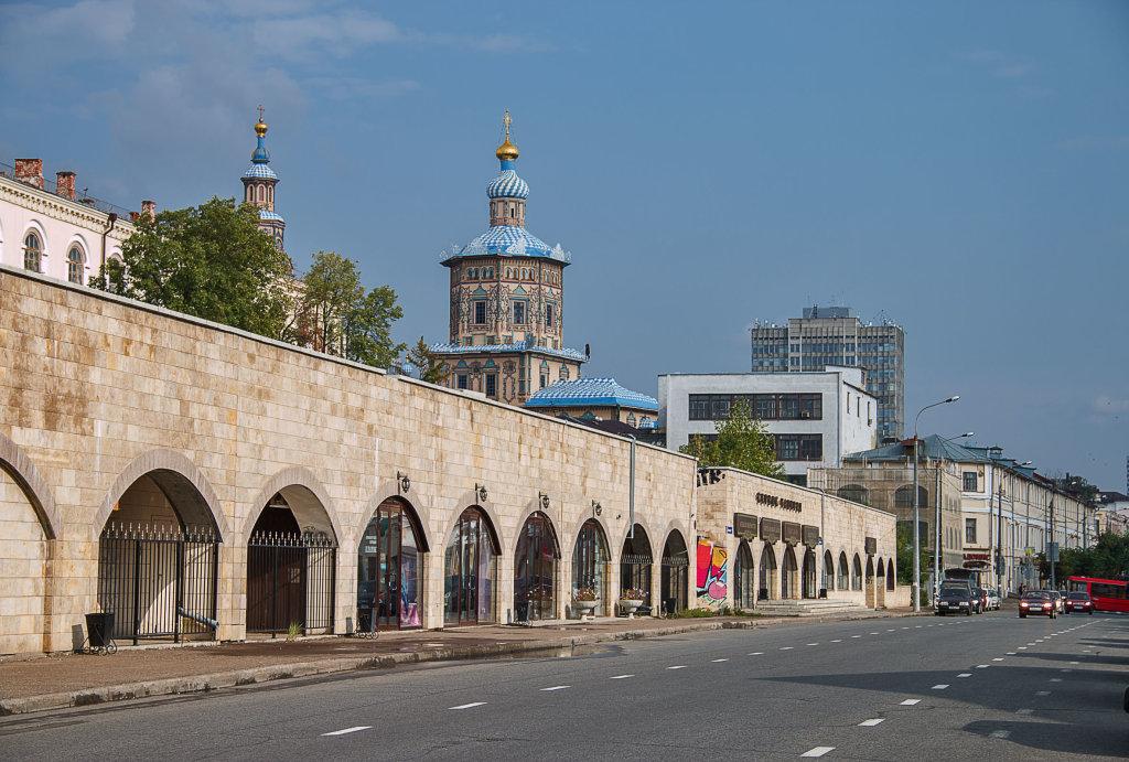 на улицах казани, Казань