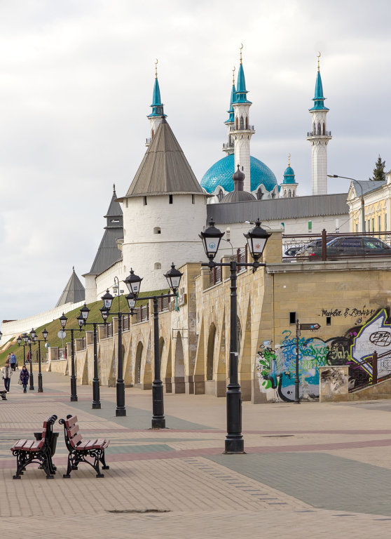 ул.баумана, Казань