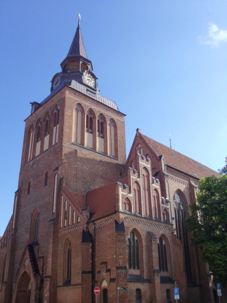 Pfarrkirche Güstrow, Гюстров